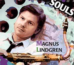 "Magnus Lindgren ""Souls"" album cover"